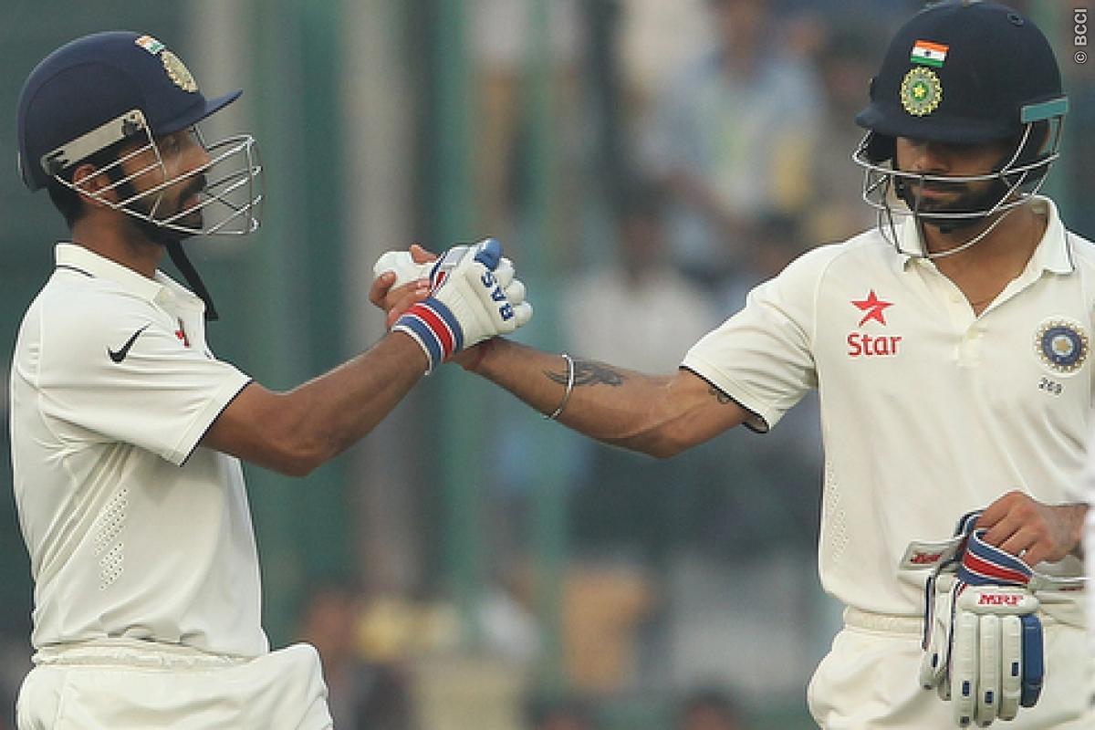 Virat Kohli on Ajinkya Rahane: He Walks Back Into Team Whenever Fit