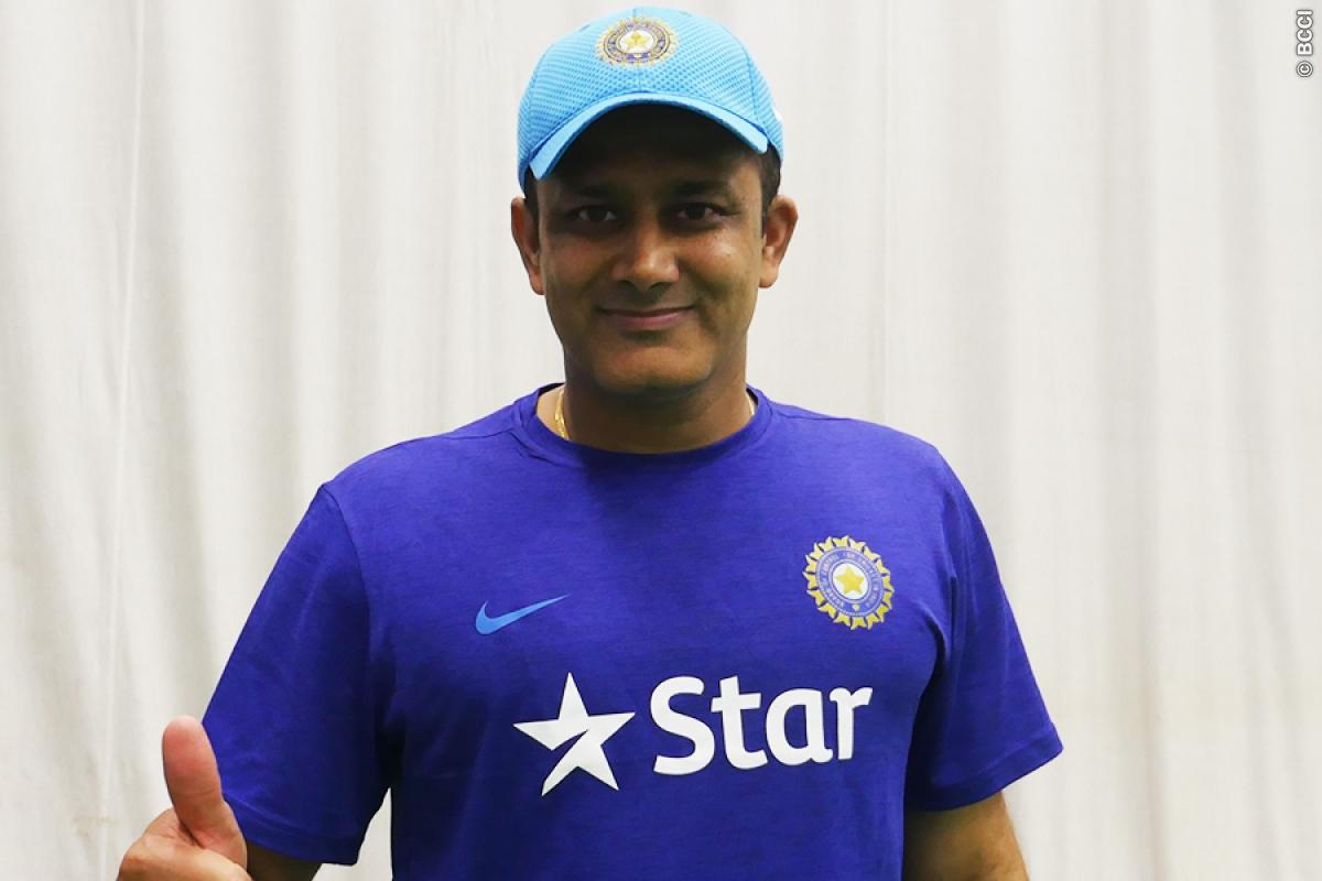 Anil Kumble to Meet MS Dhoni, Rahul Dravid, Virat Kohli Tomorrow