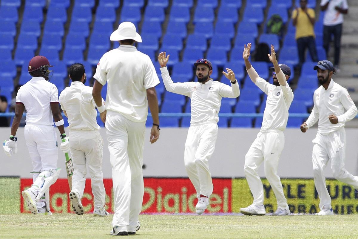 Windies add uncapped Alzarri Joseph for second Test vs India