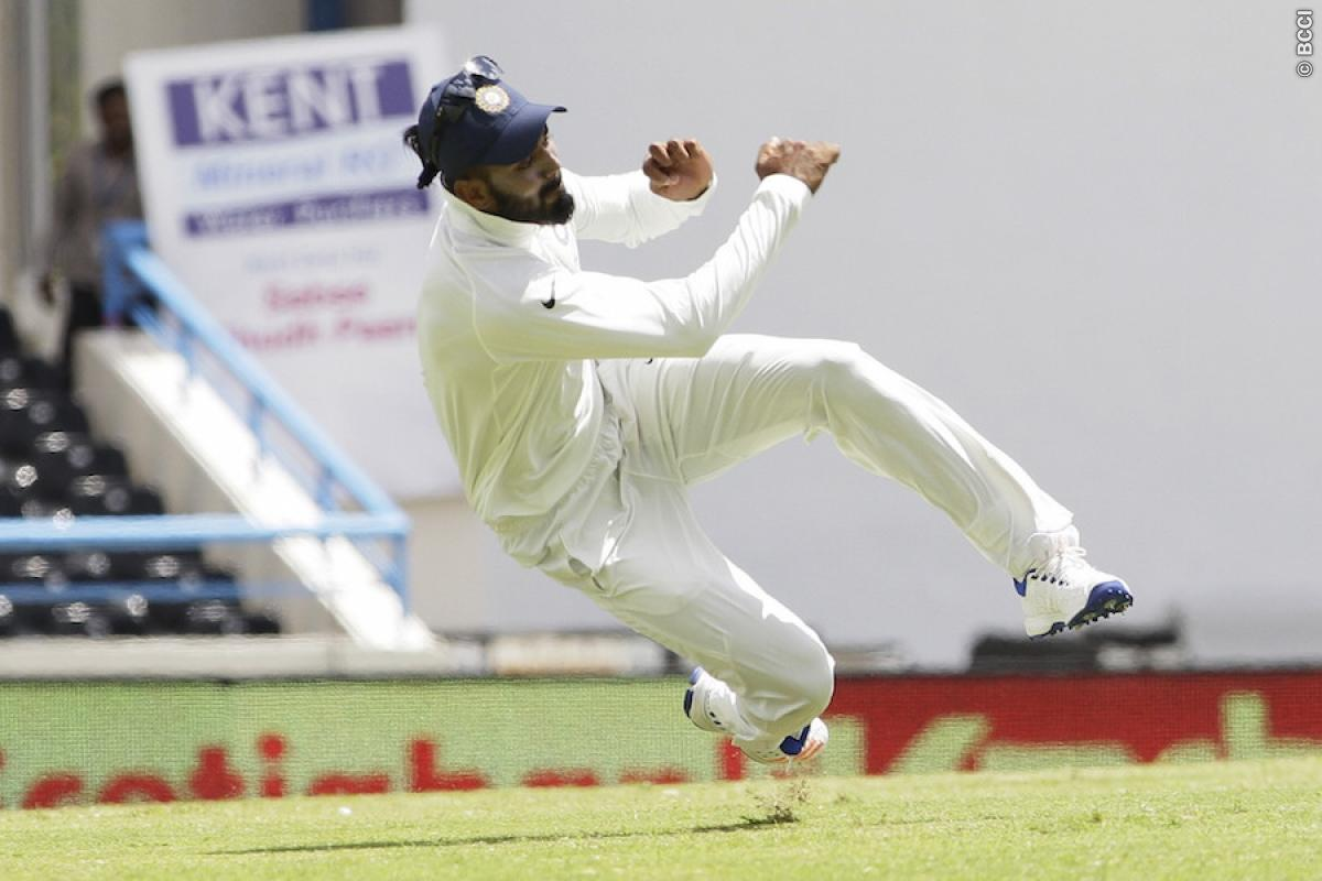 Captain Virat Kohli Hails Bowlers in 'Perfect Finish' in 1st Test