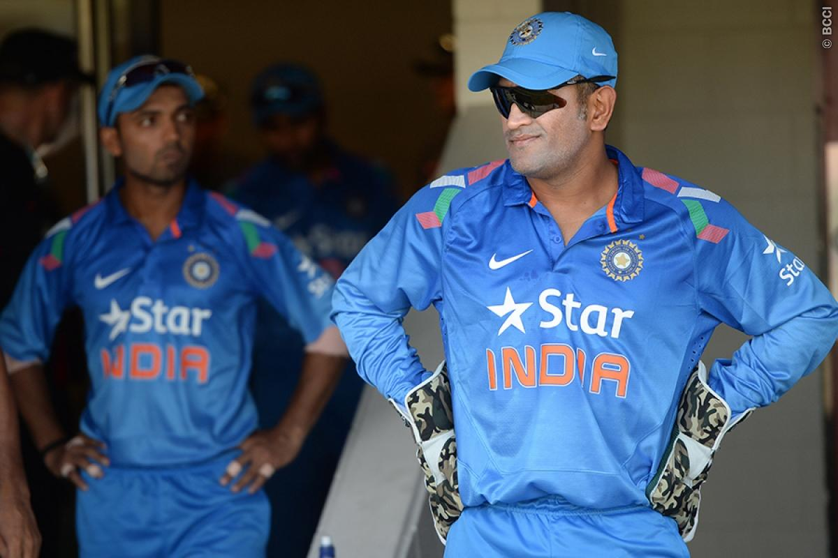 MS Dhoni Looking Forward to Work with 'Special Man' Anil Kumble