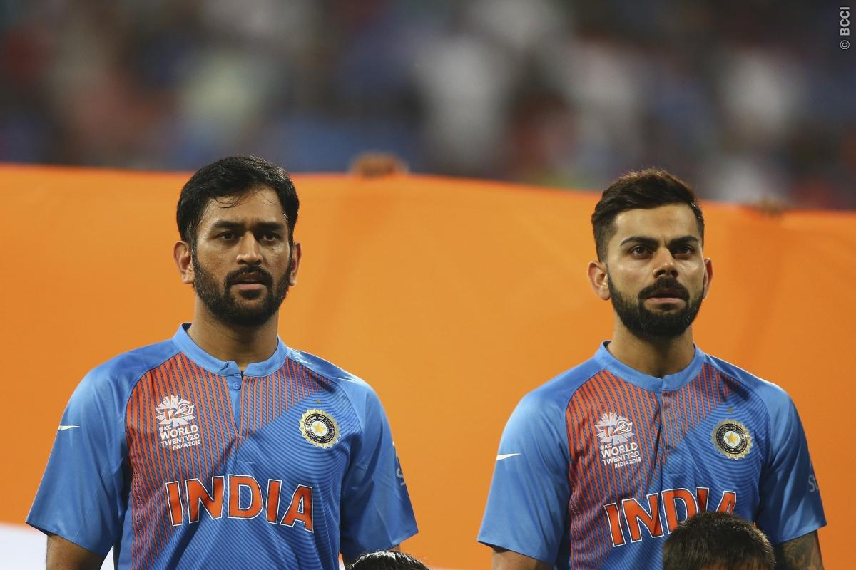 MS Dhoni on Virat Kohli: He Always Wanted to Improve