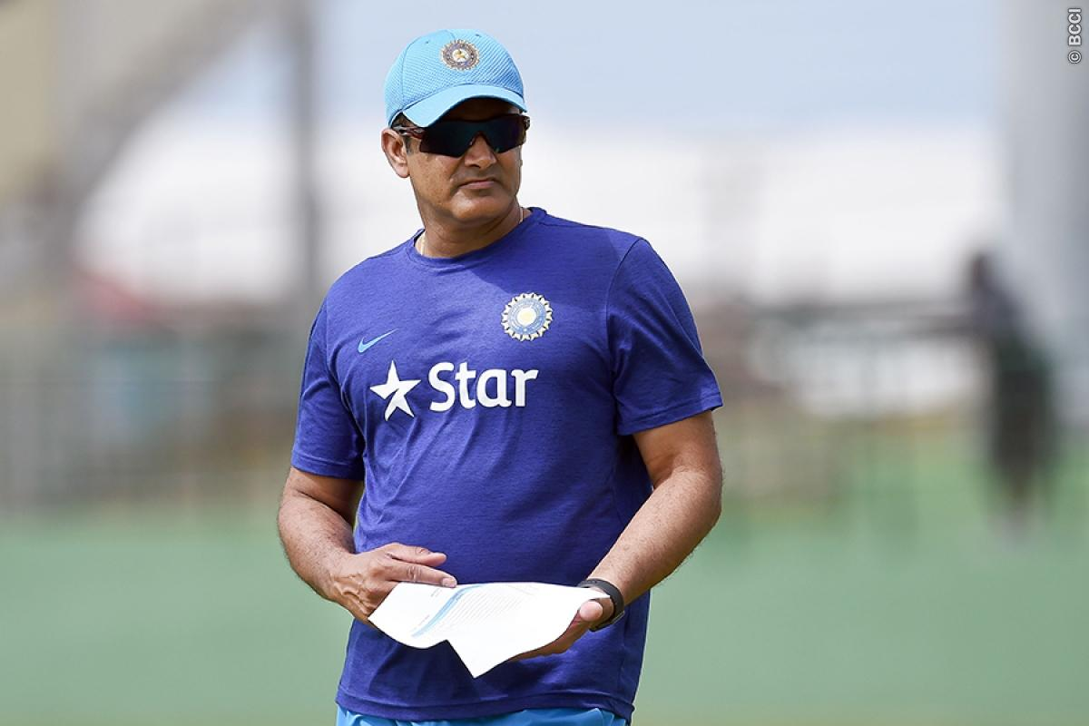 Anil Kumble Resigns as Indian Cricket Team's Head Coach