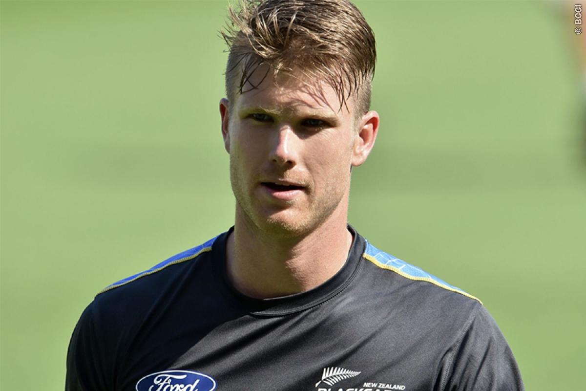 India vs New Zealand: Blackcaps Lose Jimmy Neesham Ahead of 1st Test