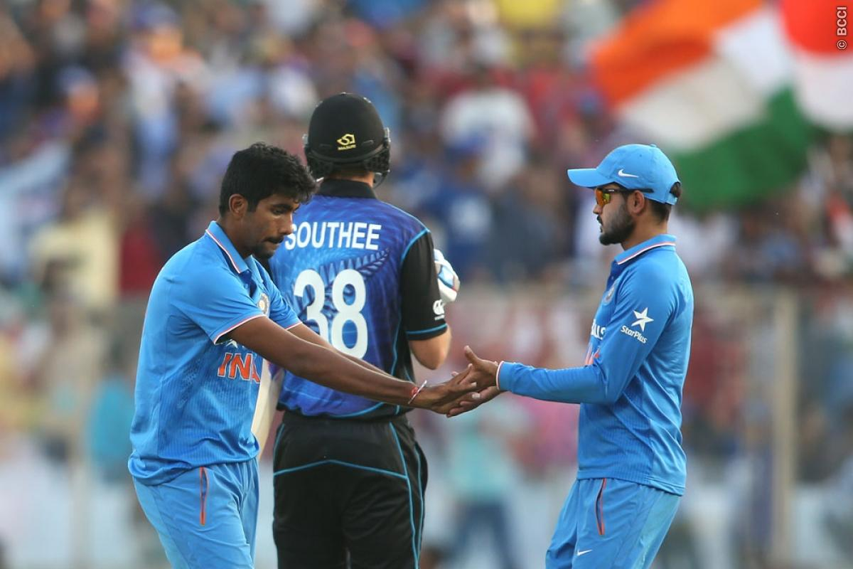 MS Dhoni on Jasprit Bumrah: He Has Been Someone I Can Always Bank Upon