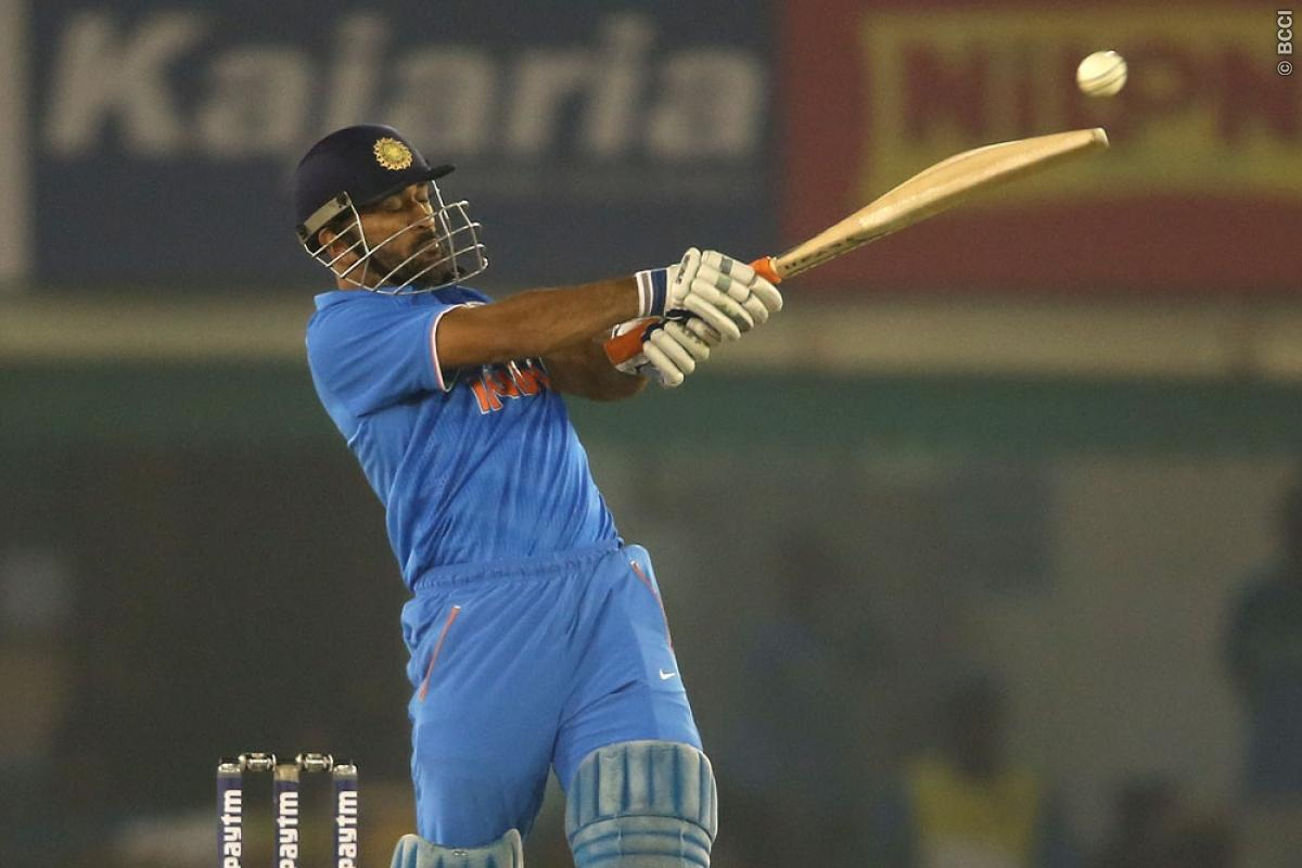 The MS Dhoni of Old Returns for Team India!