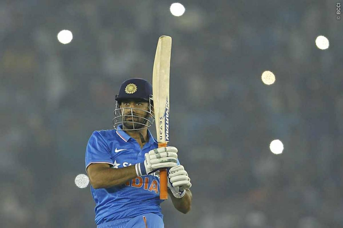 MS Dhoni Records: 9000 Runs, 150 Stumpings and Much More