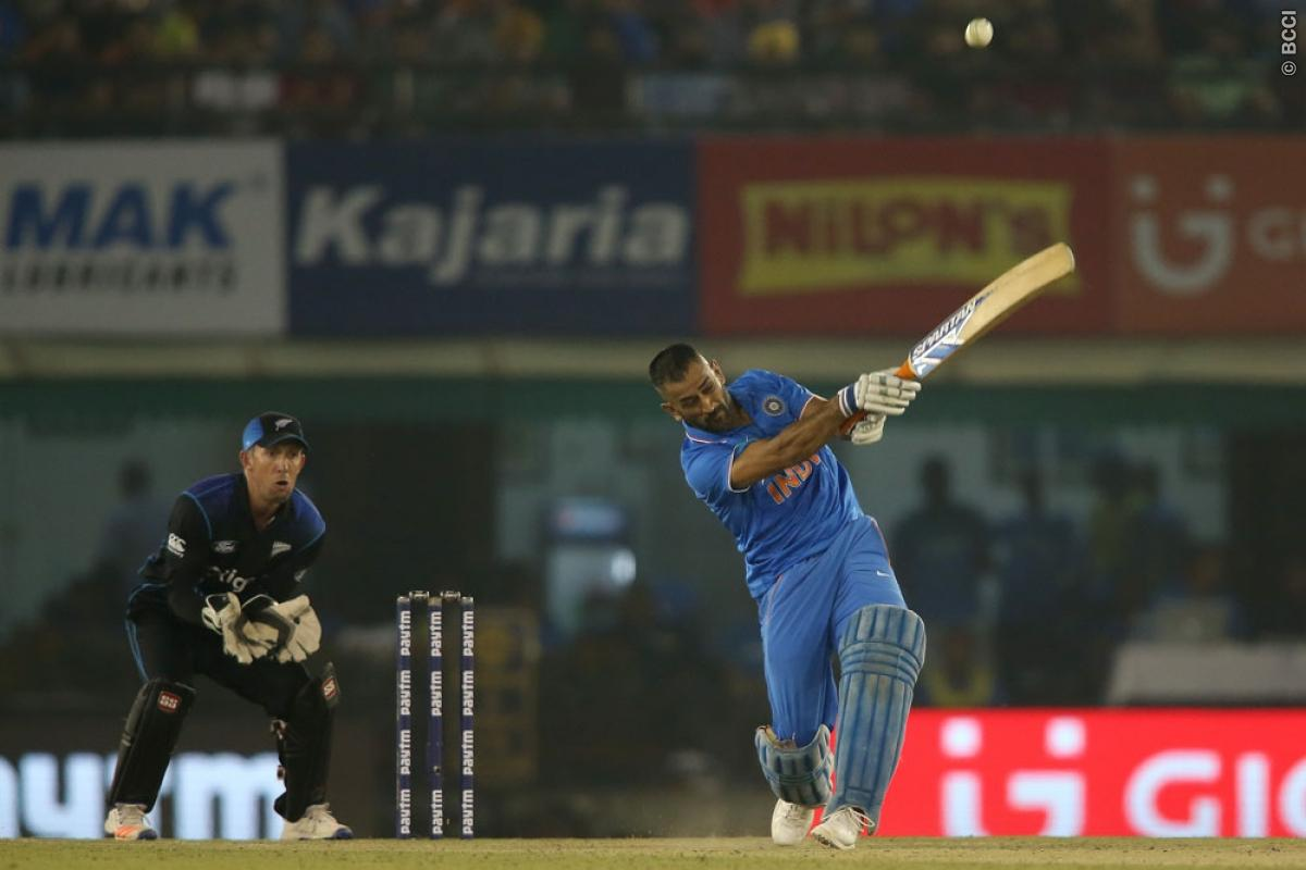 MS Dhoni: I Should Still Look For The Big Shots