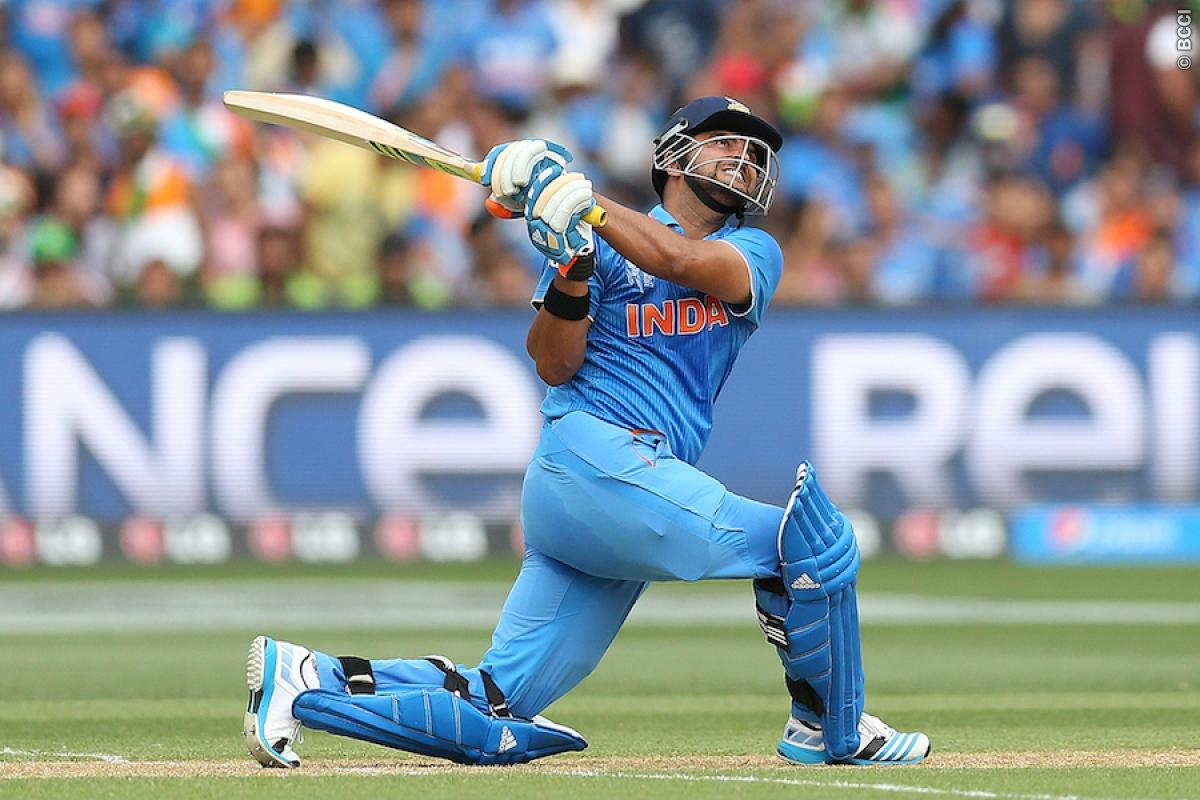 Suresh Raina Back in India ODI Squad For Series vs New Zealand
