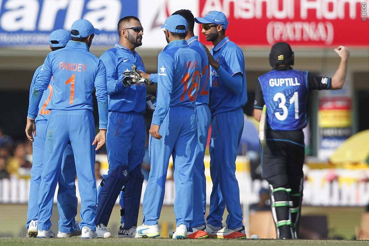 Live Score India vs New Zealand 5th ODI Live Streaming