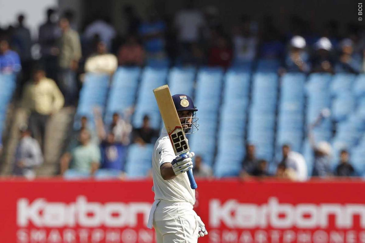 Live Score England vs India 1st Test Day 3: Hosts Giving Fitting Reply with Vijay, Pujara