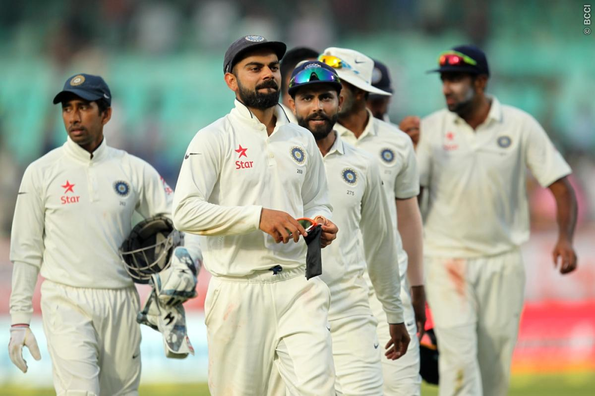 How India Were Right On The Money From 1st Test
