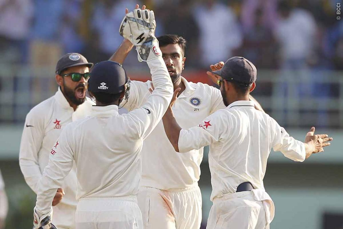 Indian Team Takes Series Lead with Imposing Win in Galle