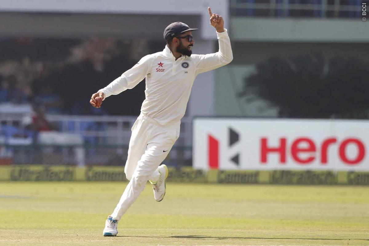 Virat Kohli: England Batsmen Succumbed to Scoreboard Pressure
