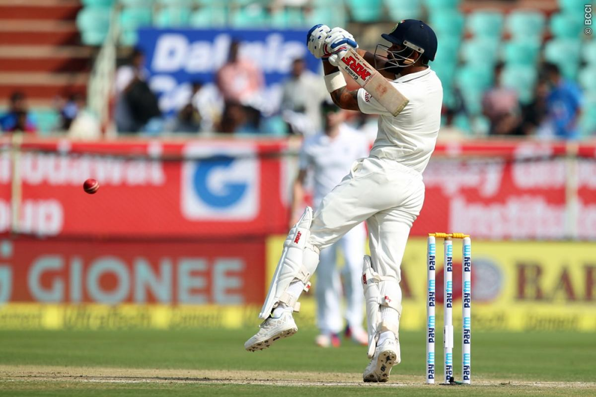 Live India vs England 2nd Test Score: Hosts Post Healthy 1st Innings Total