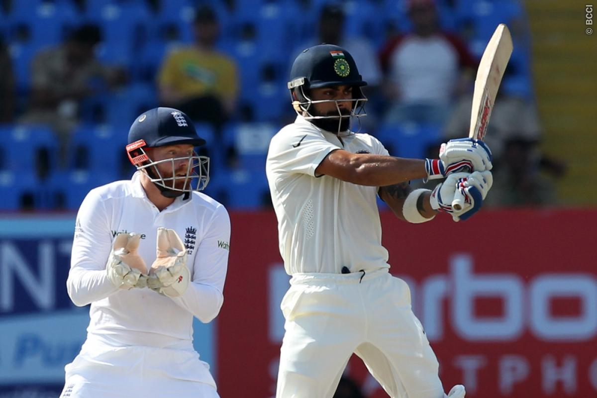 India vs England 2nd Test: Battle Heats-Up