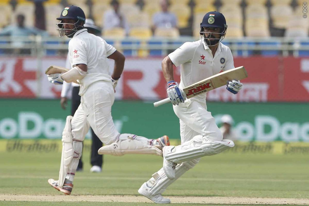 Live India vs England 2nd Test Score: Hosts in Cruise Control on Day 1