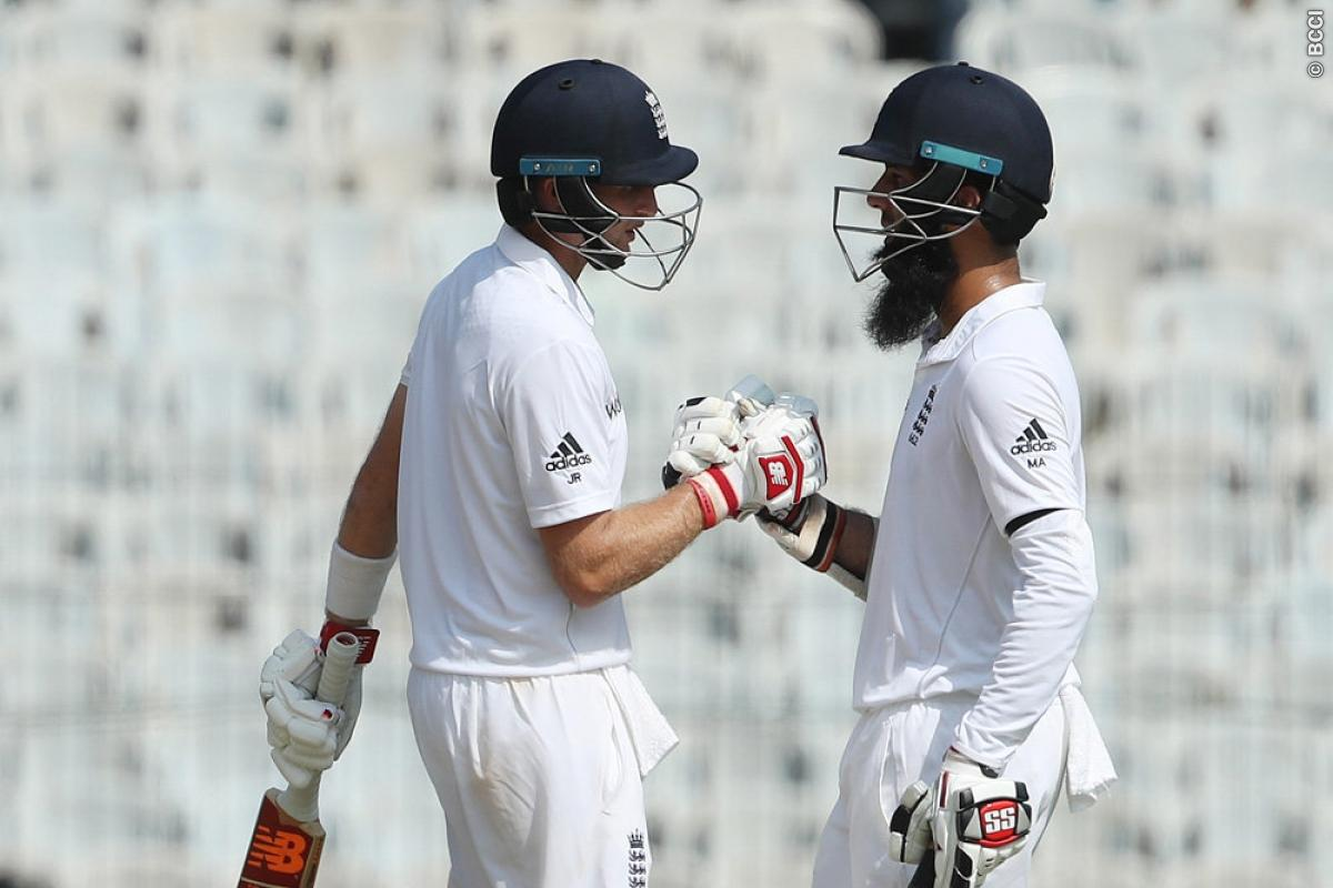 India vs England Live Score: Visitors Post Strong First Innings Total