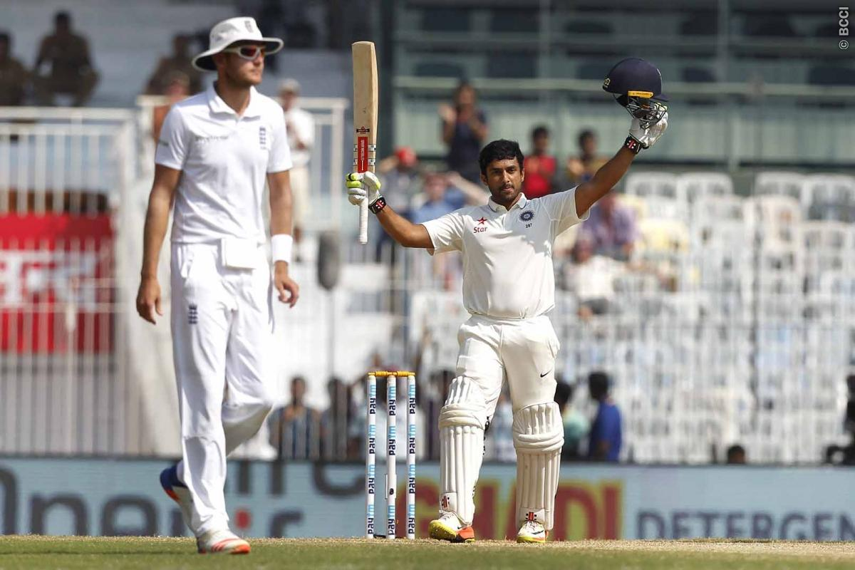 India vs England Live Score: Karun Nair Scores Maiden Test Hundred