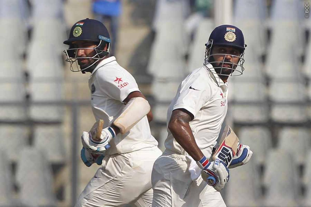 India vs England 4th Test Day 2: Murali Vijay Leads India's Strong Reply