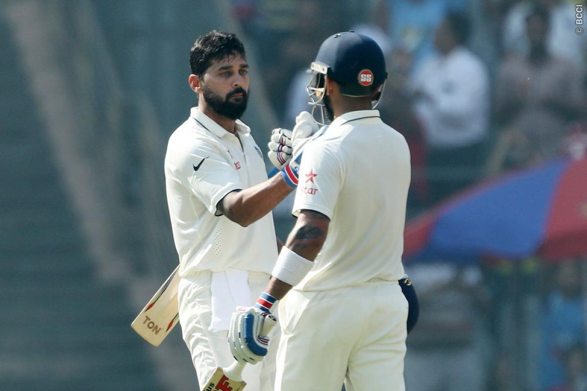 India vs England Live Score: Visitors Keeping Good Intensity in Mumbai