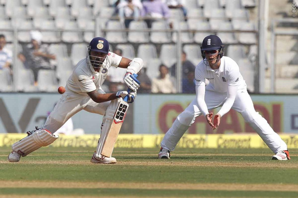 Murali Vijay was Just Brilliant Against English Spinners