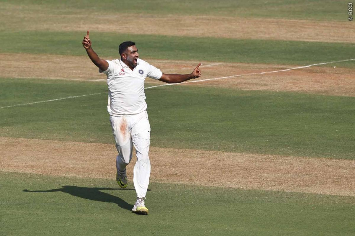 India vs England 4th Test Day 1: Ravichandran Ashwin Was Just Amazing Again