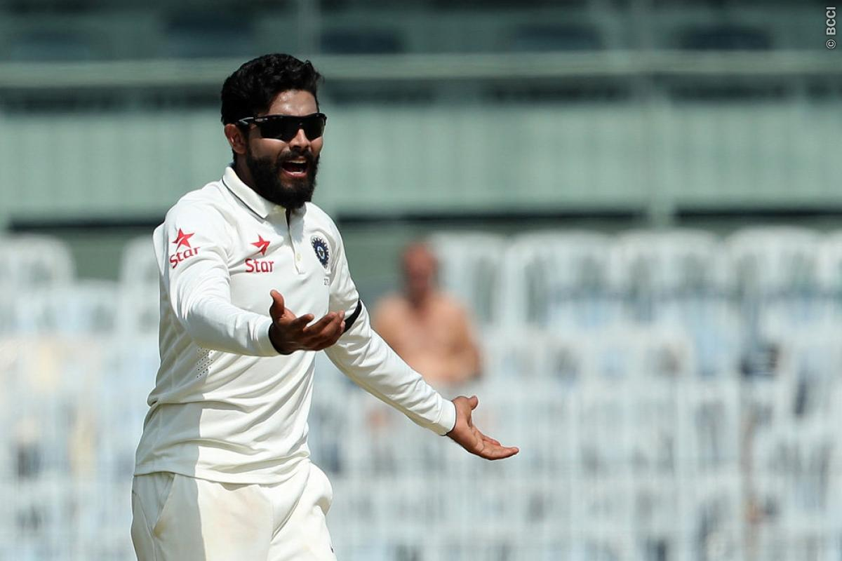 Ravindra Jadeja Continues to Top ICC Test Rankings