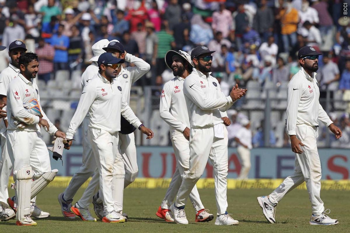 India vs England 4th Test Result: Virat Kohli's Men Seal Series Win