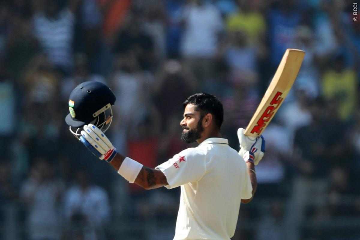 India vs England Live Score: Virat Kohli's Double Steers Hosts to Massive Lead