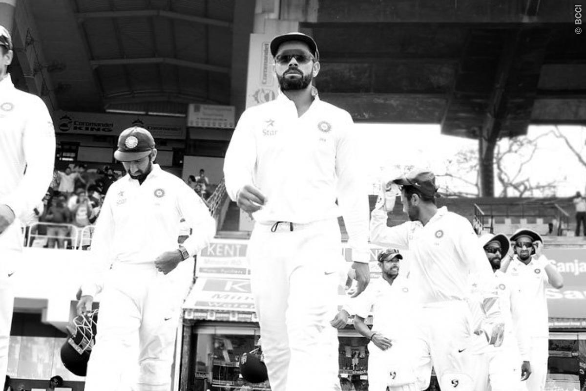 Indian Cricket Team to End 2016 as Top-Ranked Side in ICC Test Rankings