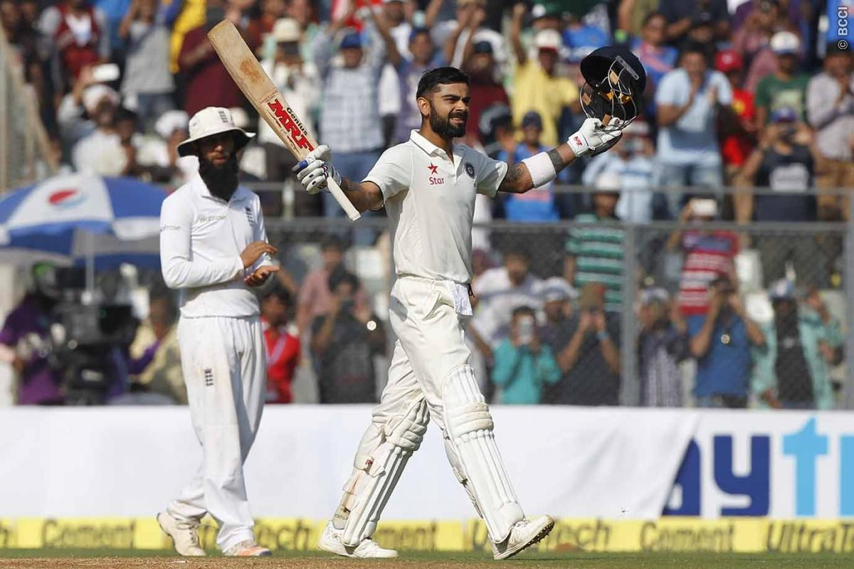 India vs England 4th Test Day 3: Hosts Racing Towards Big Lead in Mumbai