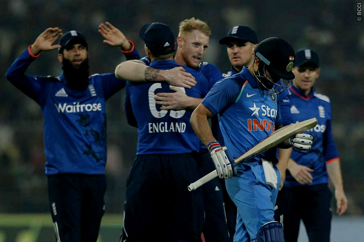 India vs England 3rd ODI Result: Consolation Win for Visitors in ODI Series