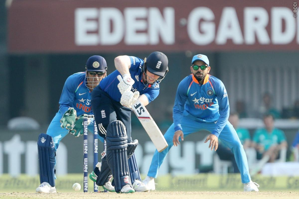 India vs England 3rd ODI Live Score: Visitors Post Competitive Total at Eden
