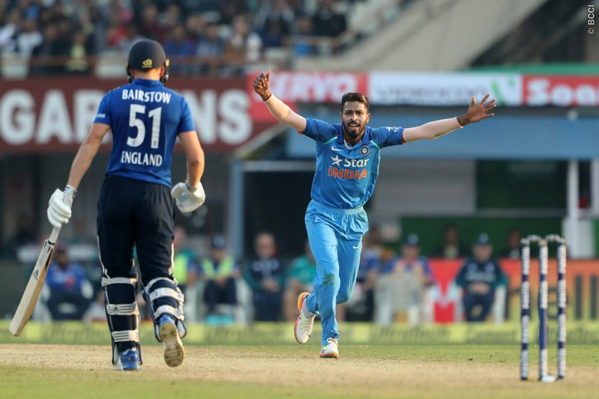 Hardik Pandya: World T20 Was a