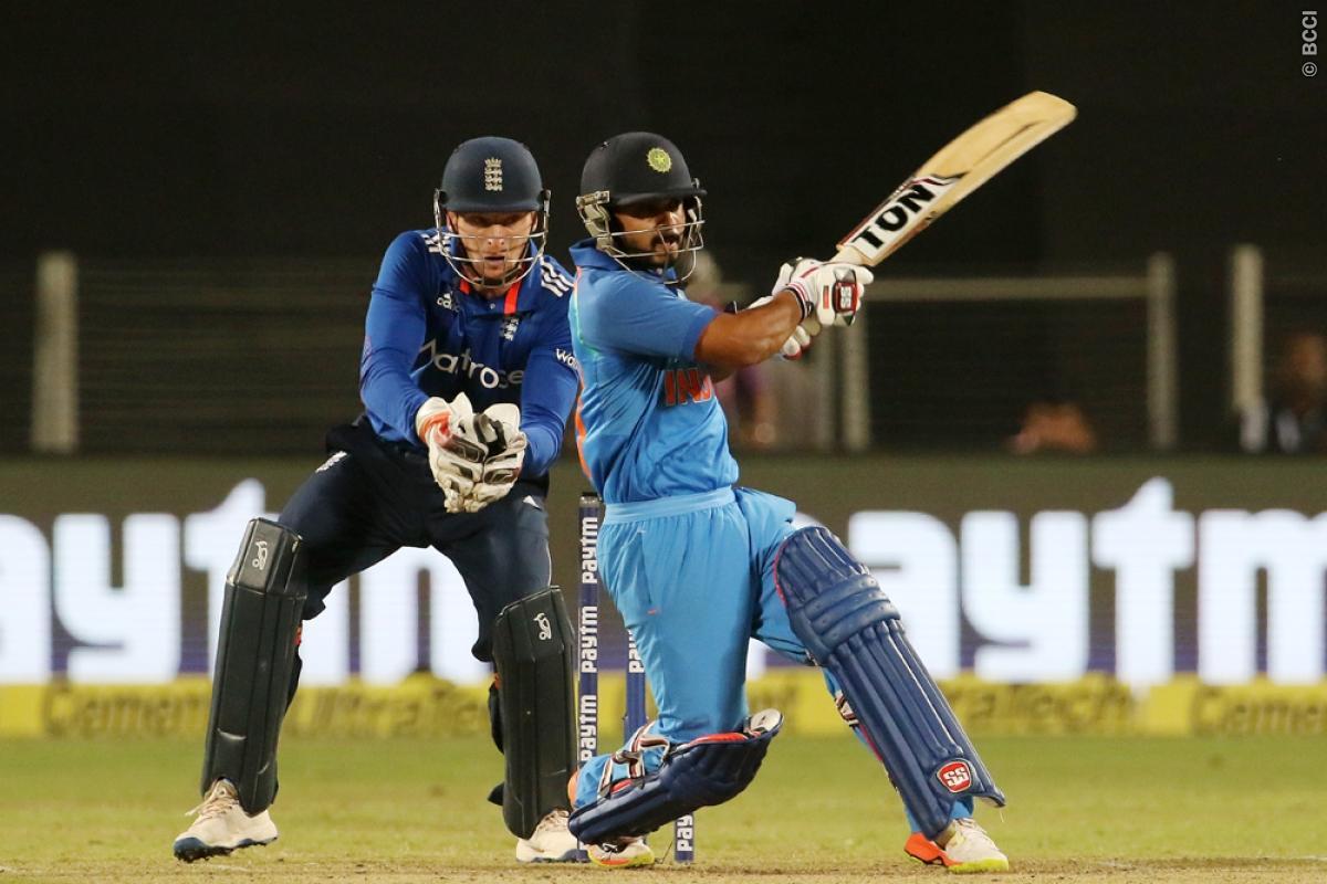 Kedar Jadhav: Winning Game for Country is a Great Feeling