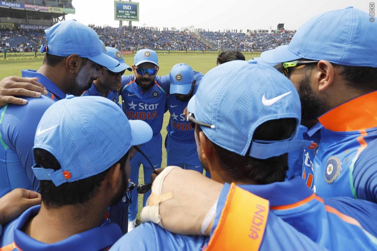 India vs England 2nd ODI: Indian Cricket Team Forced to Practice in Pune