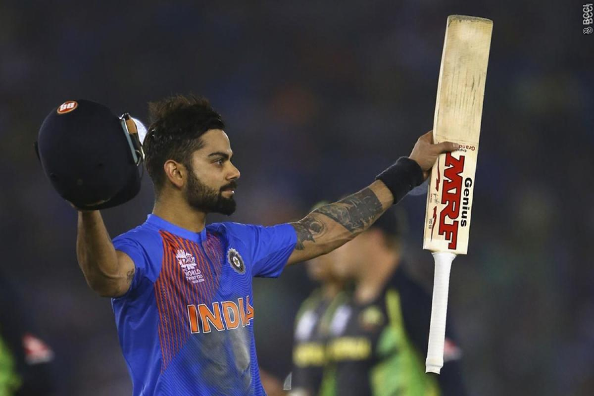 Virat Kohli: Delighted to be Given the Captaincy in all Three Formats