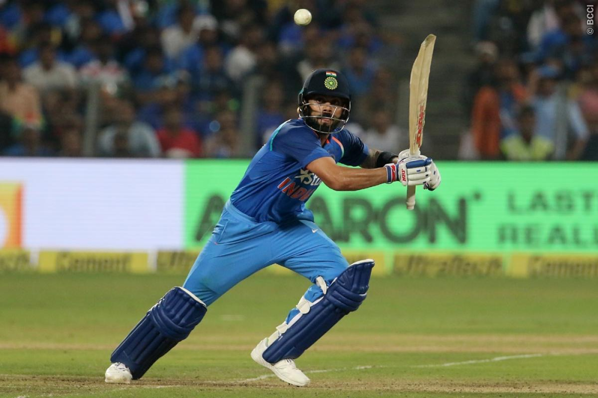 Virat Kohli Starts With Bang as ODI Captain