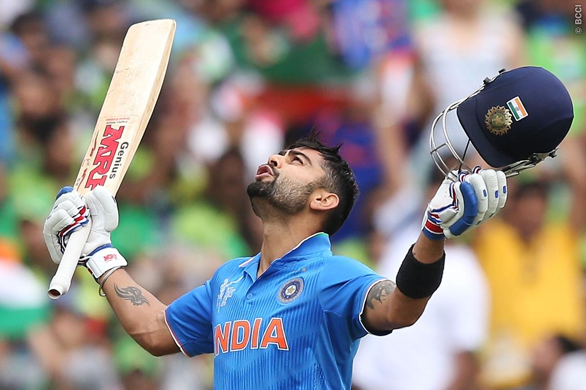 India Squad for England Series: Virat Kohli Takes Over Captaincy From MS Dhoni