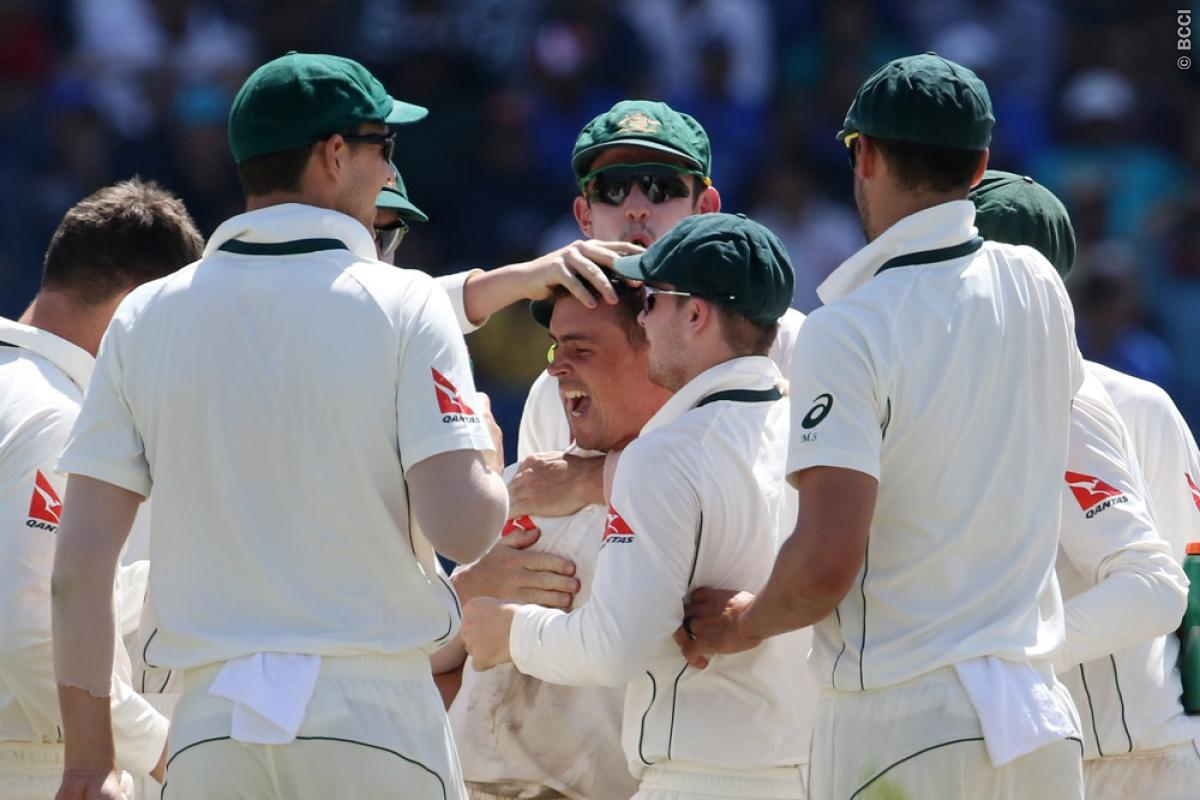 India vs Australia 1st Test Result: Hosts Suffer Stinging Defeat in Series Opener