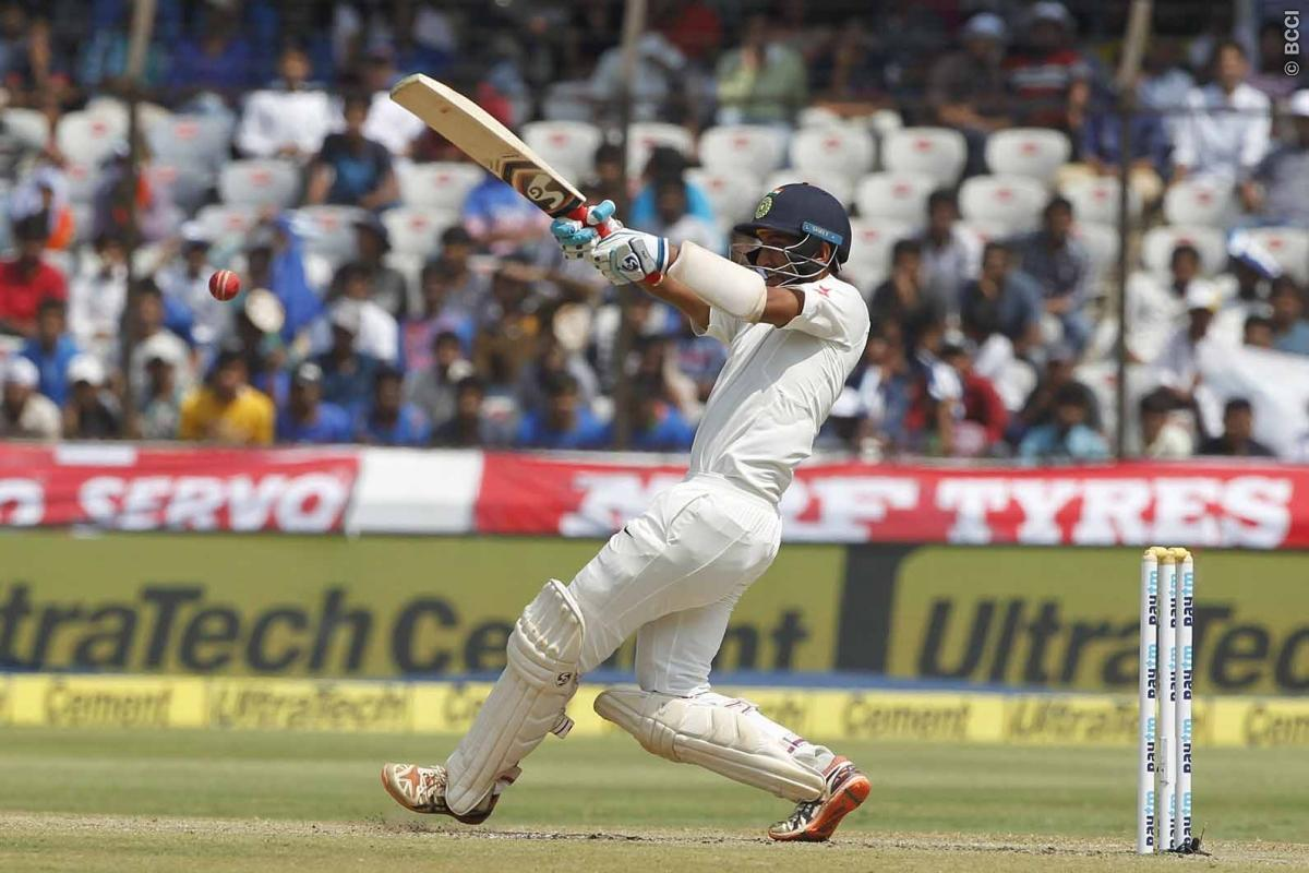 Patience of Cheteshwar Pujara Paying Off