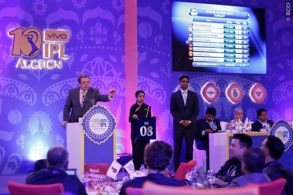 England Cricketers Fetch Big in IPL Auction 2017