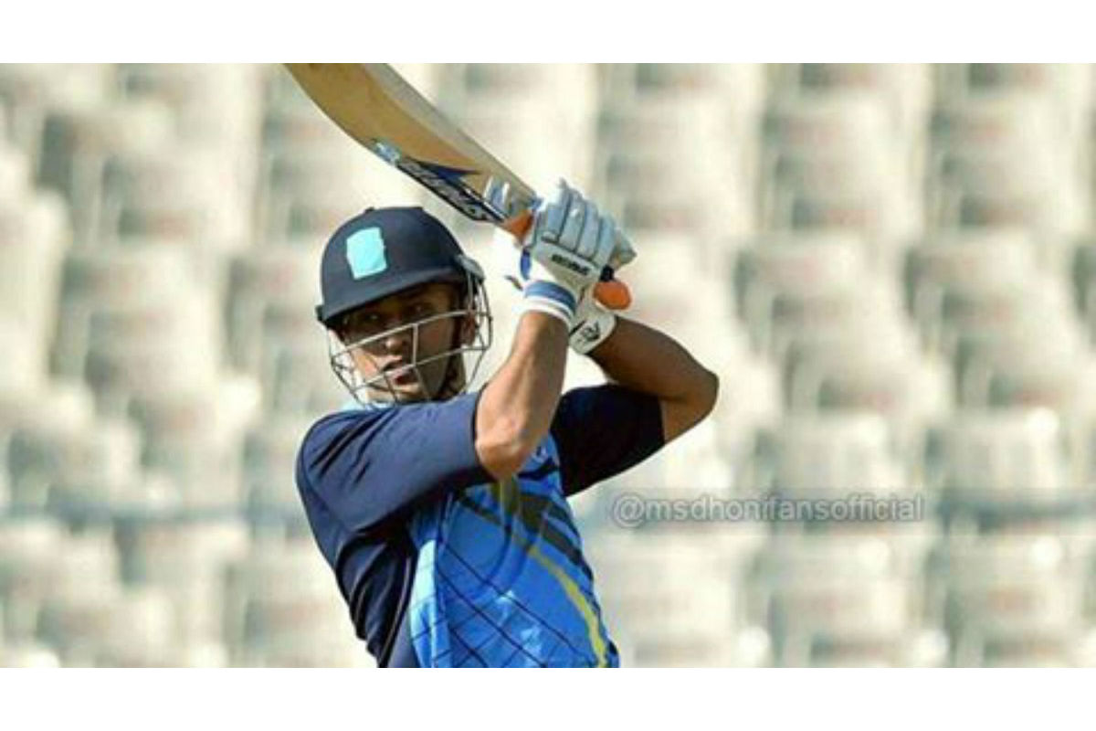 Exclusive: MS Dhoni Practicing with Jharkhand Team for Vijay Hazare Trophy