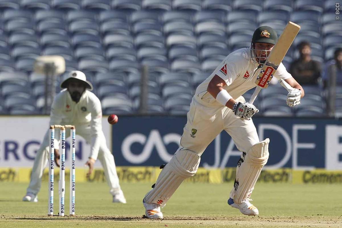 India vs Australia 1st Test Live Score: Renshaw, Warner Give Aussies Terrific Start