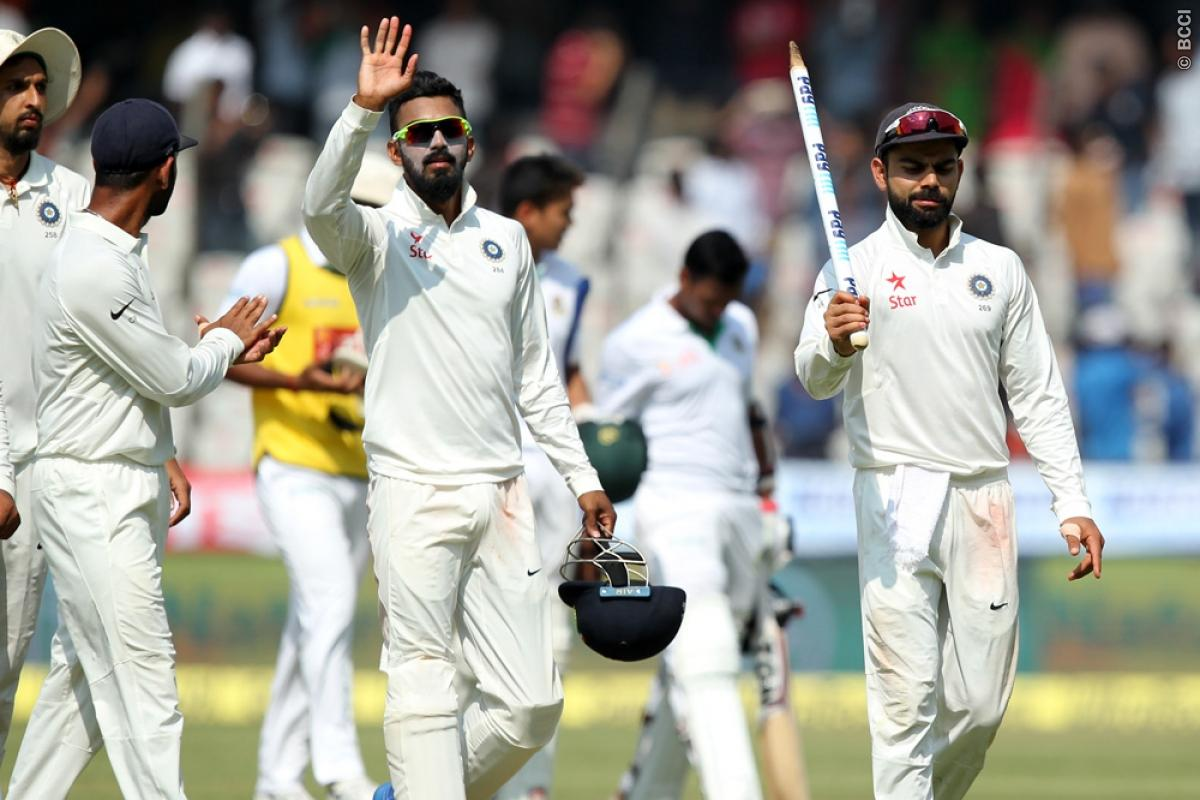 Indian Cricket Team Gearing up to Become Numero Uno Test Side