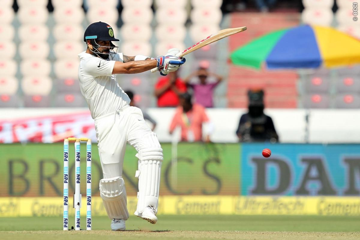 Virat Kohli Struggling to Find Feet Against Australia