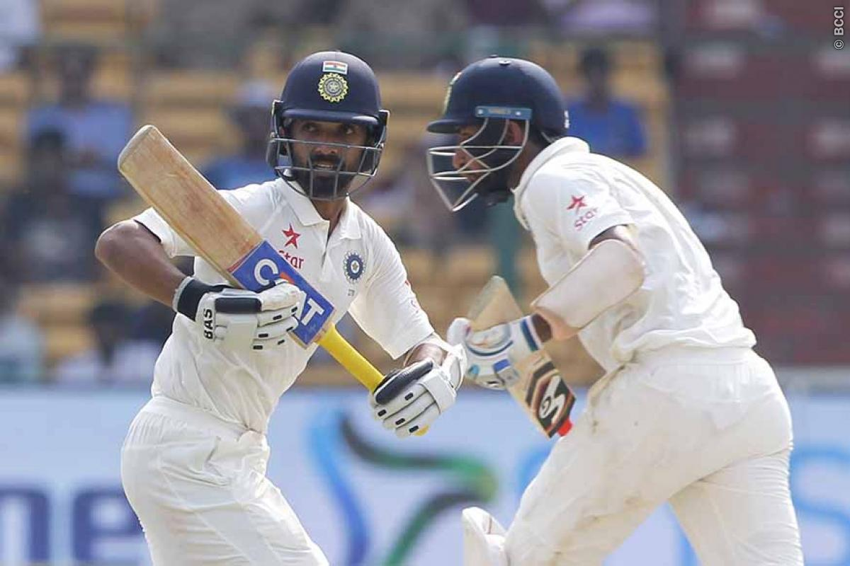 India vs Australia 2nd Test Day 4 Live Score: Hosts Building Solid Lead in Bengaluru