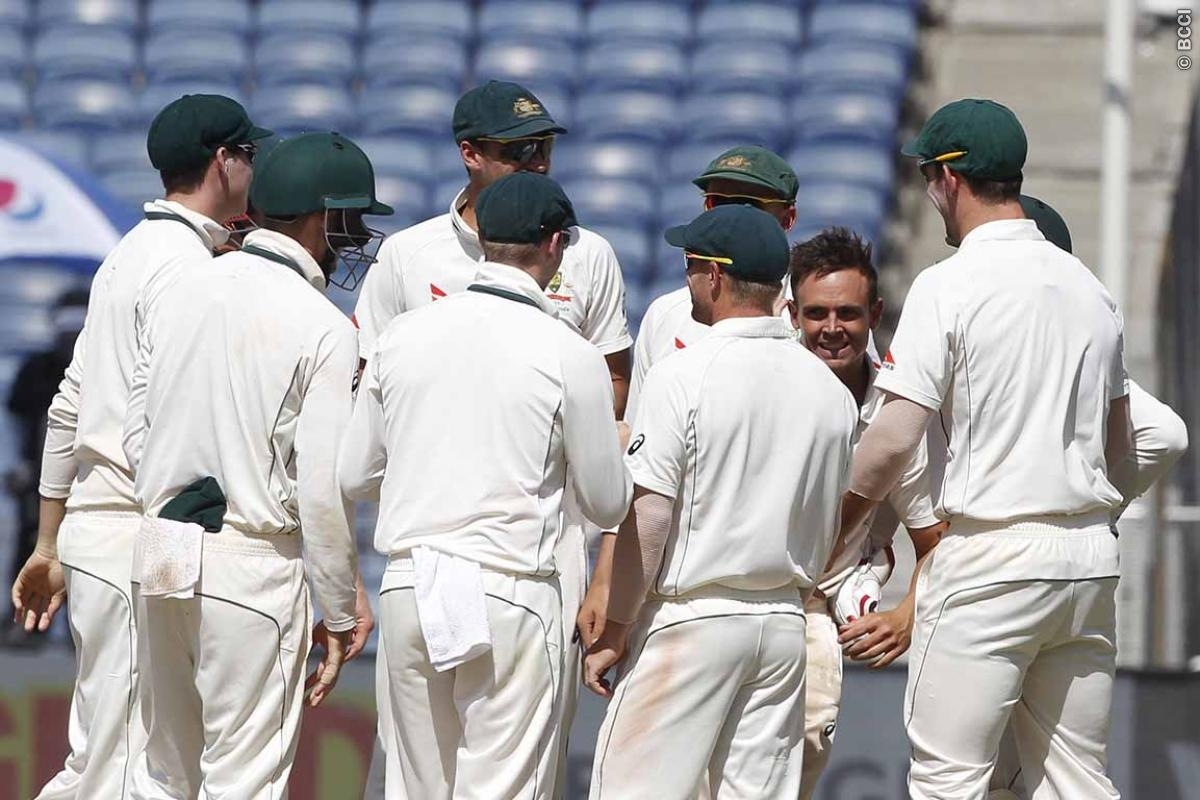 India vs Australia 2nd Test: Aussies Name Unchanged Squad for Bengaluru Test