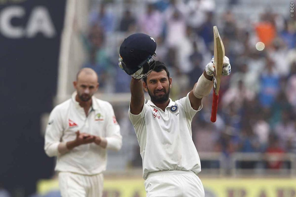 India vs Australia 2017: Cheteshwar Pujara Outsmarted Aussies on Every Count